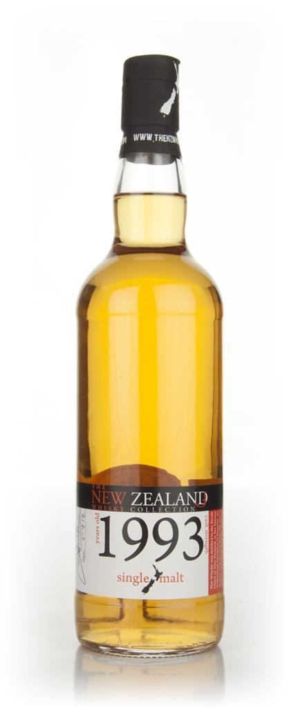 New Zealand 18 Year Old 1993 Single Malt Whisky
