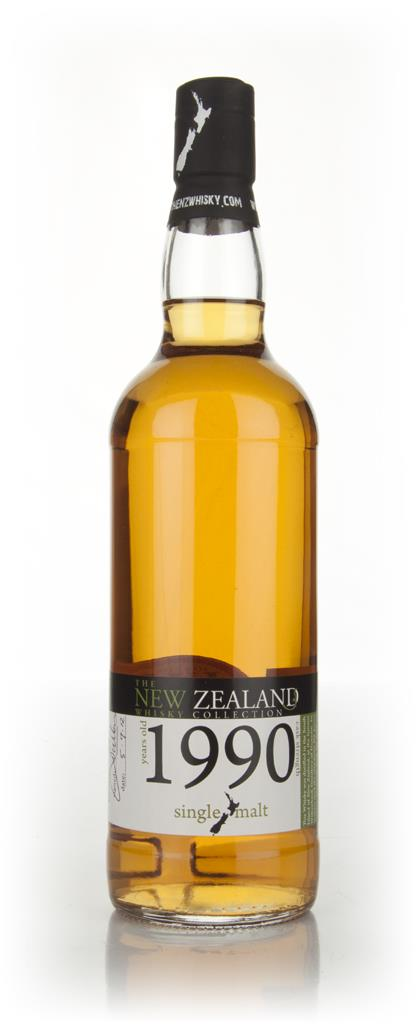 New Zealand 21 Year Old 1990 Single Malt Whisky
