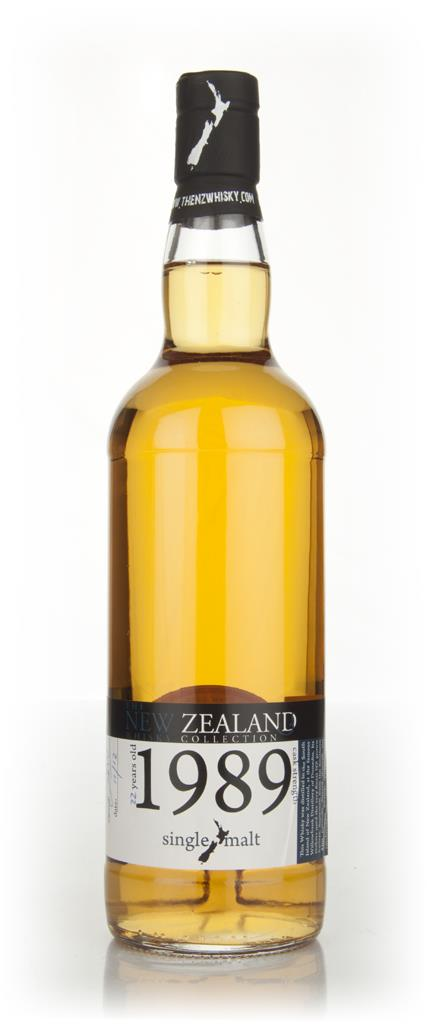 New Zealand 22 Year Old 1989 Single Malt Whisky