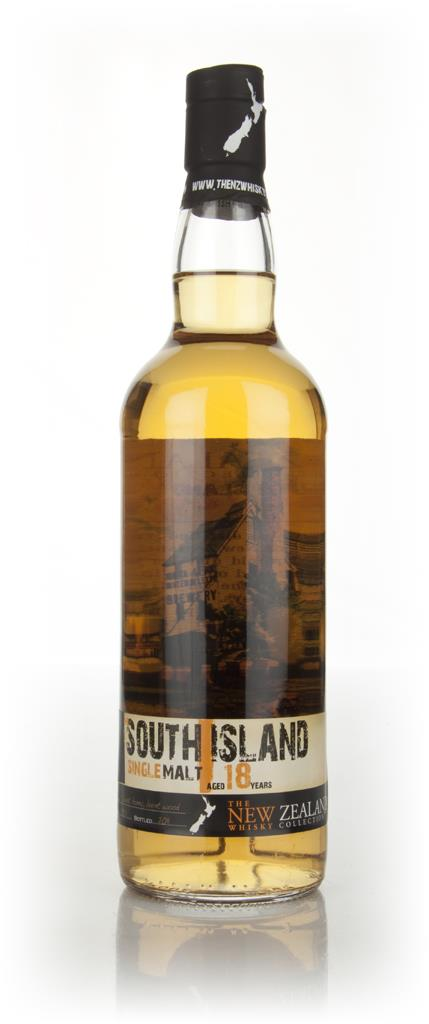 South Island 18 Year Old 1993 Single Malt Whisky