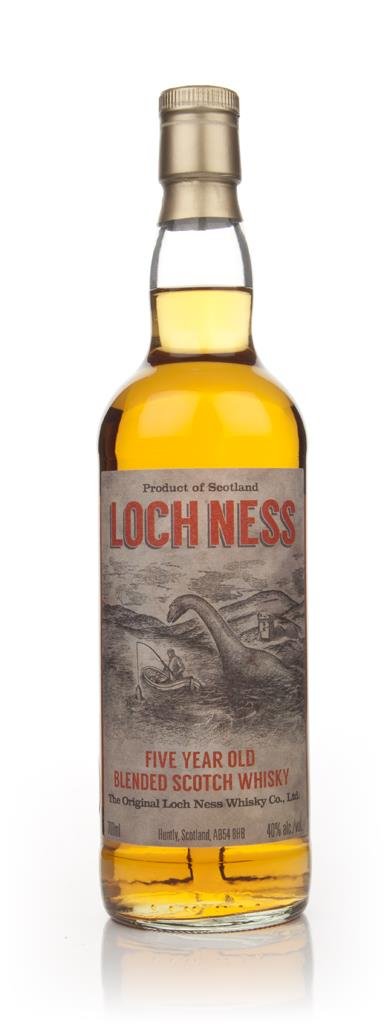 Loch Ness 5 Year Old Blend Blended Whisky