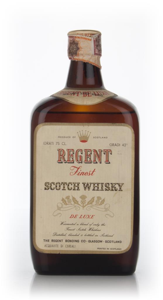 Regent Finest - 1960s Blended Whisky