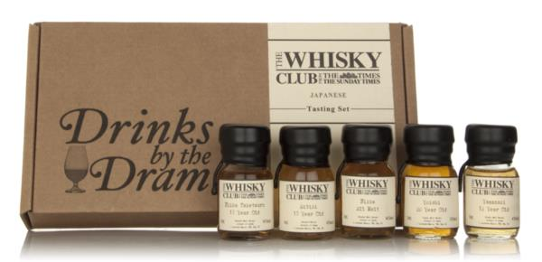 The Whisky Club - Japanese Tasting Set Single Malt Whisky