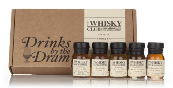 The Whisky Club - Speyside Tasting Set Single Malt Whisky
