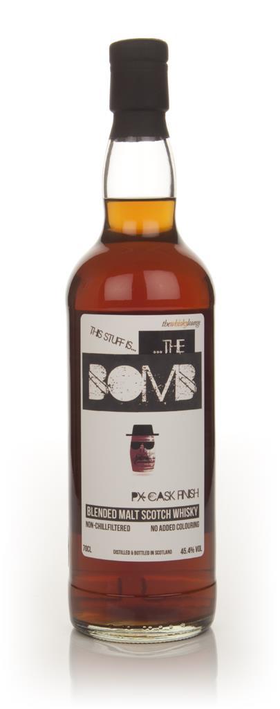 The Bomb - Pedro Ximinez Cask Finish (The Whisky Lounge) Blended Whisky