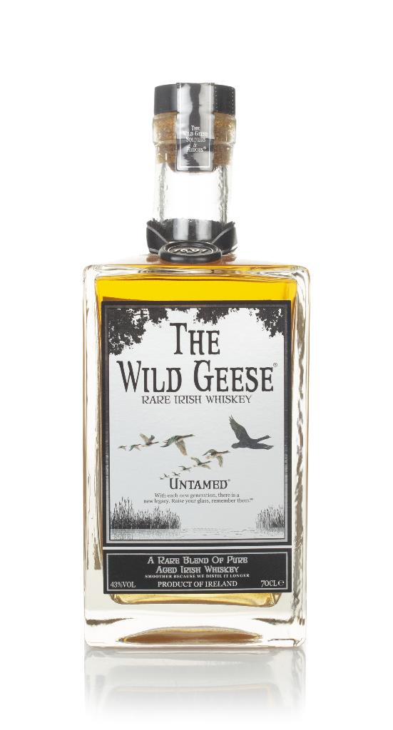 The Wild Geese Rare Single Malt Whiskey