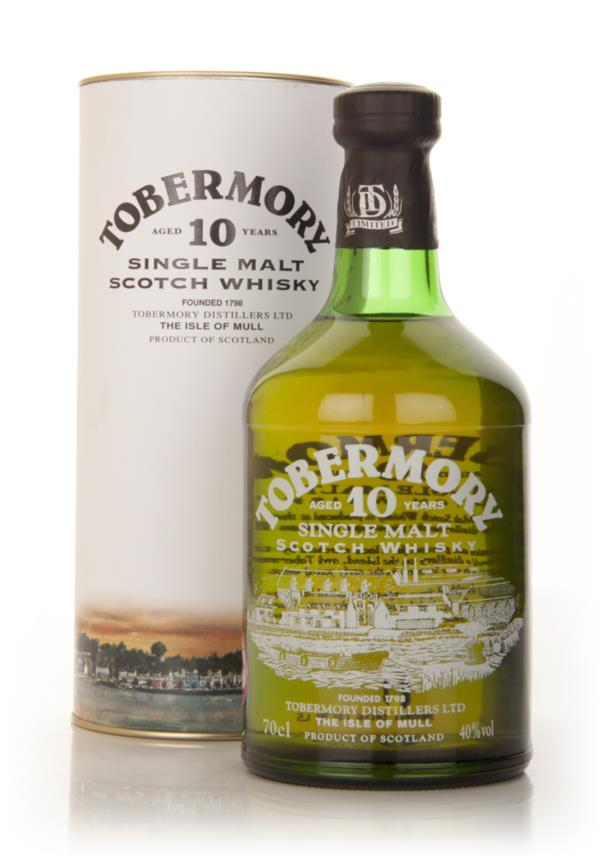 Tobermory 10 Year Old (Old Bottling) Single Malt Whisky