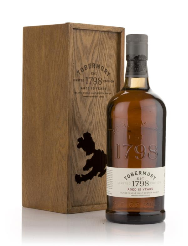 Tobermory 15 Year Old Single Malt Whisky