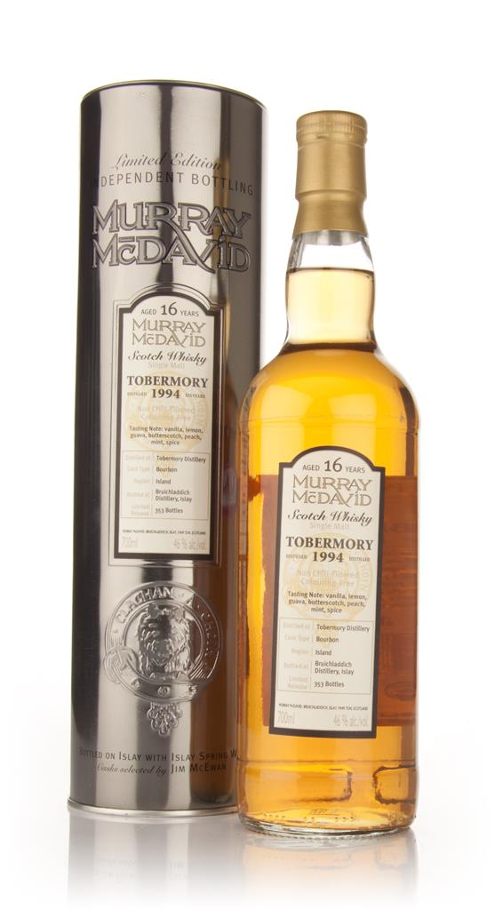 Tobermory 16 Year Old 1994 (Murray McDavid) Single Malt Whisky