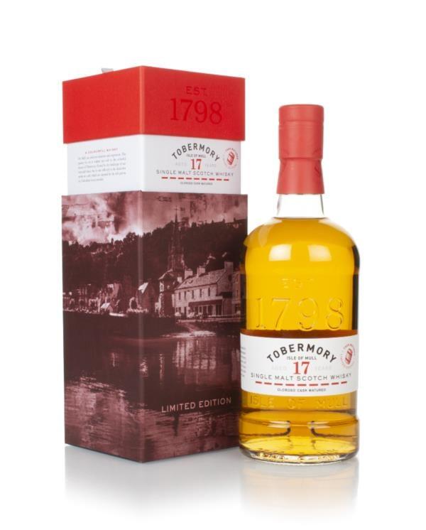 Tobermory 17 Year Old 2004 Oloroso Cask Single Malt Whisky