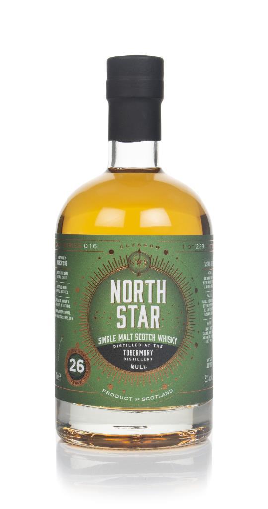 Tobermory 26 Year Old 1995 - North Star Spirits Single Malt Whisky