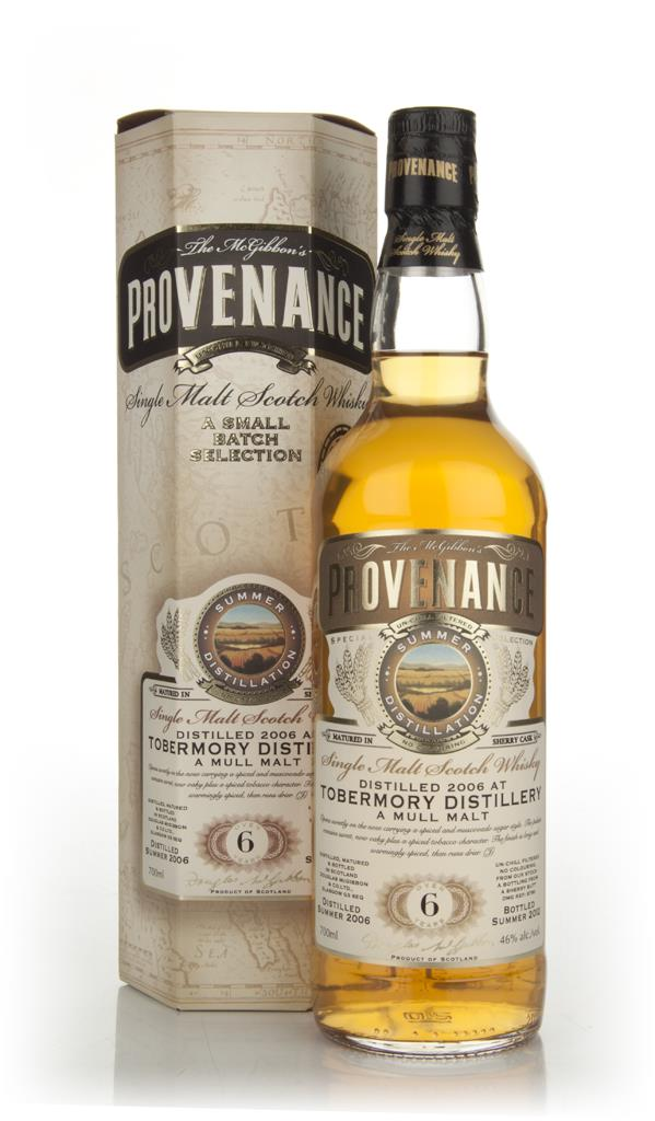 Tobermory 6 Year Old 2006 Cask 8760 - Provenance (Douglas Laing) Single Malt Whisky