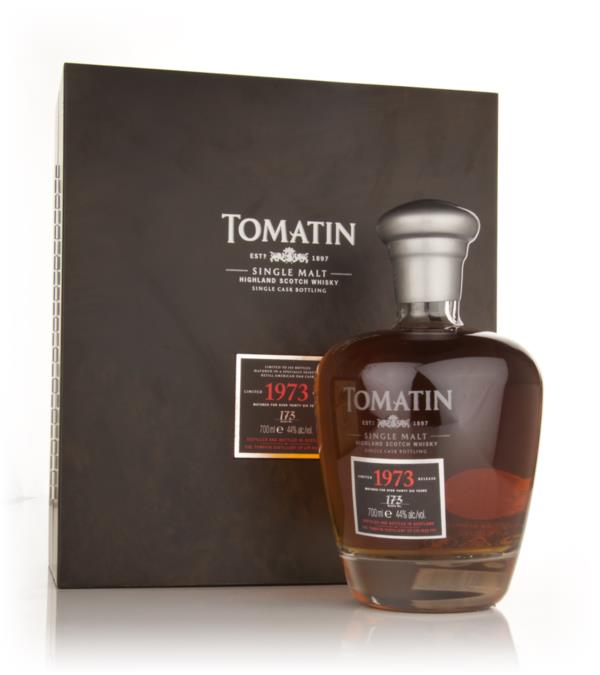 Tomatin 1973 Cask 25602 Single Malt Whisky