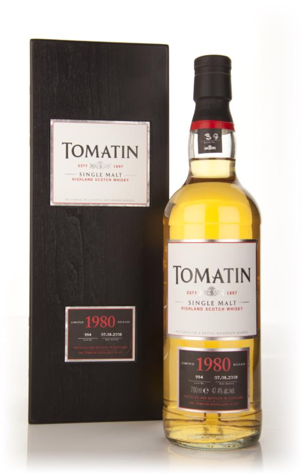 Tomatin 1980 Single Malt Whisky