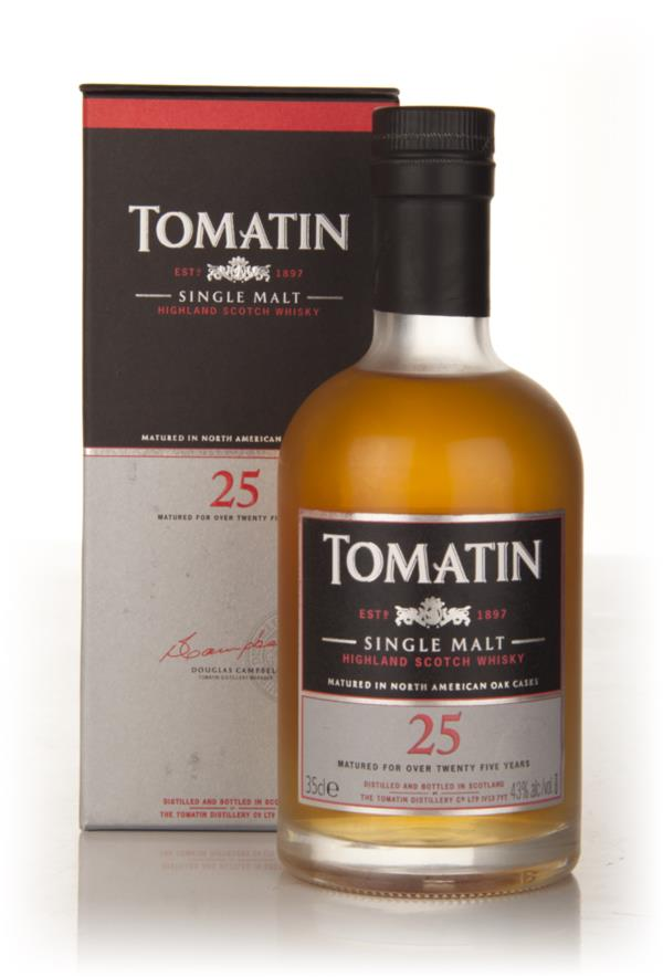 Tomatin 25 Year Old 35cl Single Malt Whisky