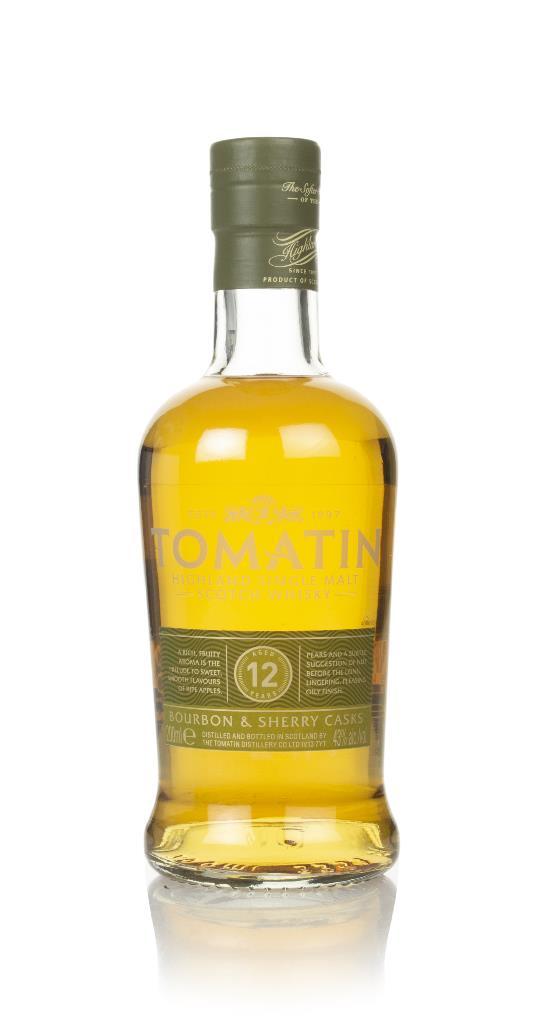 Tomatin 12 Year Old (20cl) Single Malt Whisky
