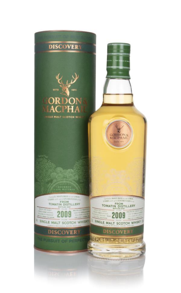 Tomatin 2009 (bottled 2021) - Discovery (Gordon & Macphail) Single Malt Whisky
