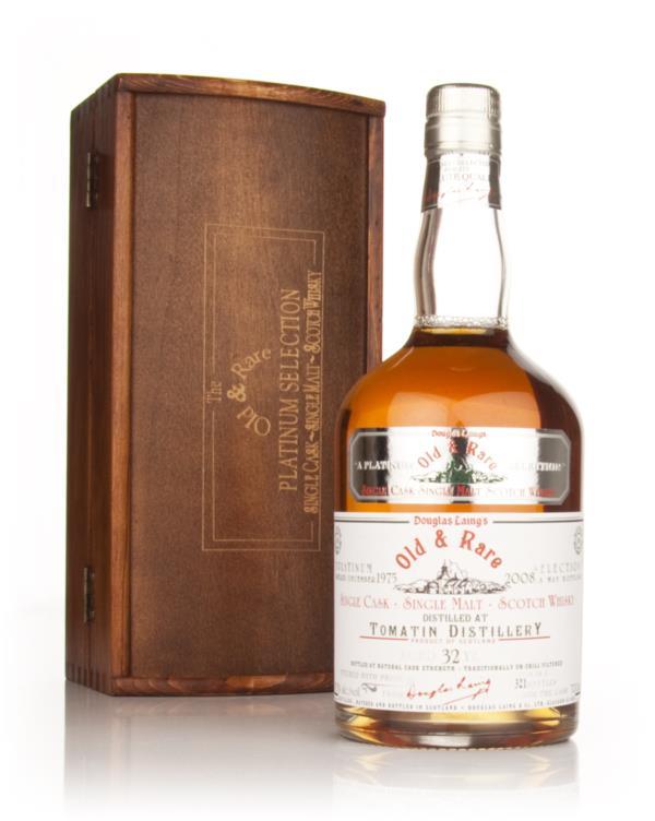 Tomatin 32 Year old 1975 - Old and Rare Platnium (Douglas Laing) Single Malt Whisky