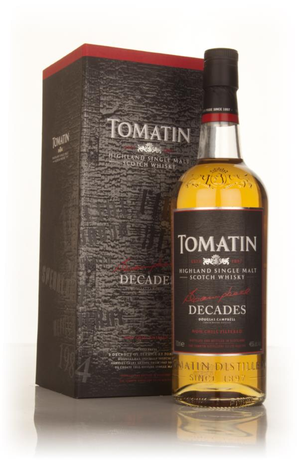 Tomatin Decades Single Malt Whisky