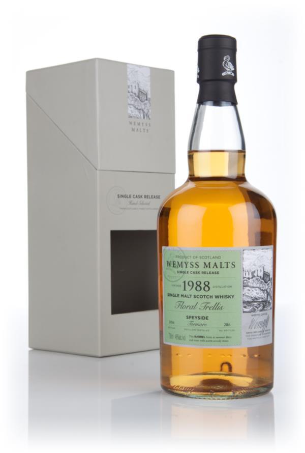 Floral Trellis 1988 - Wemyss Malts (Tormore) 3cl Sample Single Malt Whisky