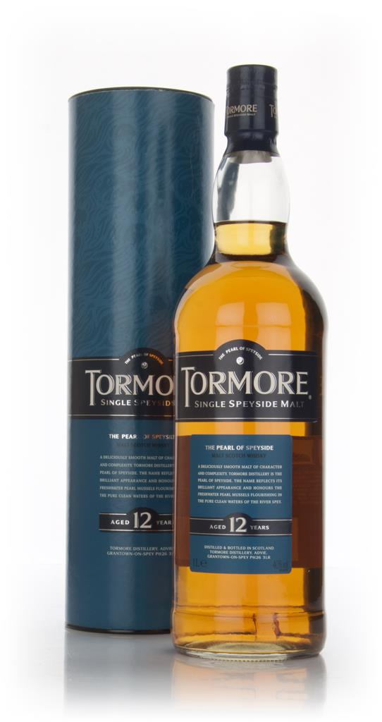 Tormore 12 Year Old 1l Single Malt Whisky