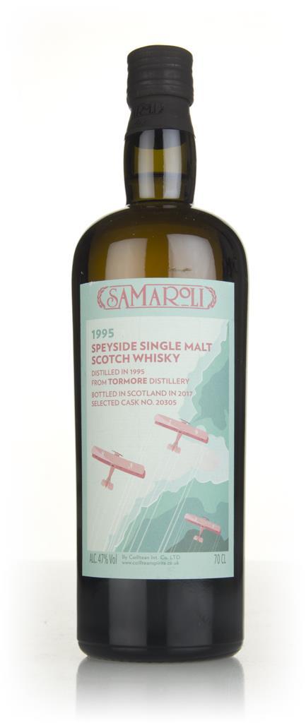 Tormore 1995 (bottled 2017) (cask 20305) - Samaroli 3cl Sample Single Malt Whisky