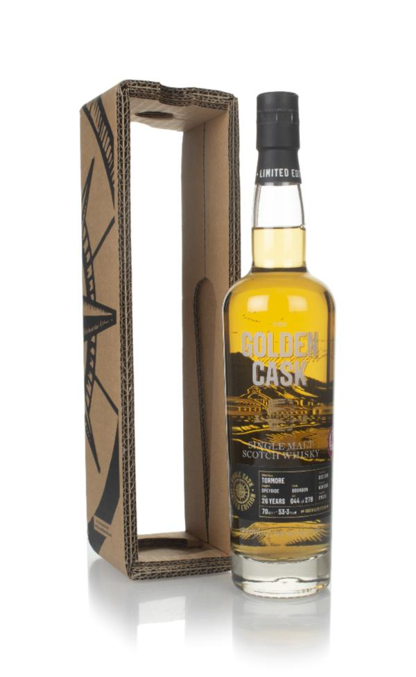 Tormore 26 Year Old 1988 (cask CM226) - The Golden Cask (House of Macd Single Malt Whisky
