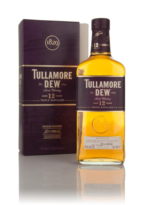 Tullamore Dew 12 Year Old Special Reserve Blended Whiskey