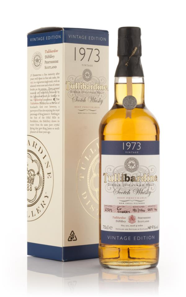 Tullibardine 1973 Single Malt Whisky