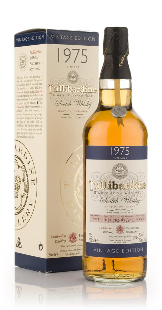Tullibardine 1975 Single Malt Whisky