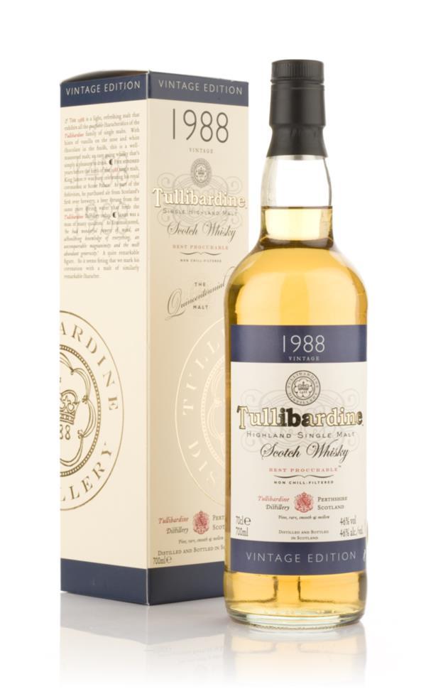 Tullibardine 1988 Single Malt Whisky