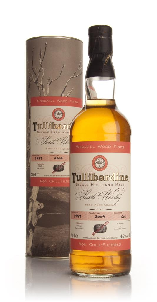Tullibardine 1993 Moscatel Wood Finish Single Malt Whisky