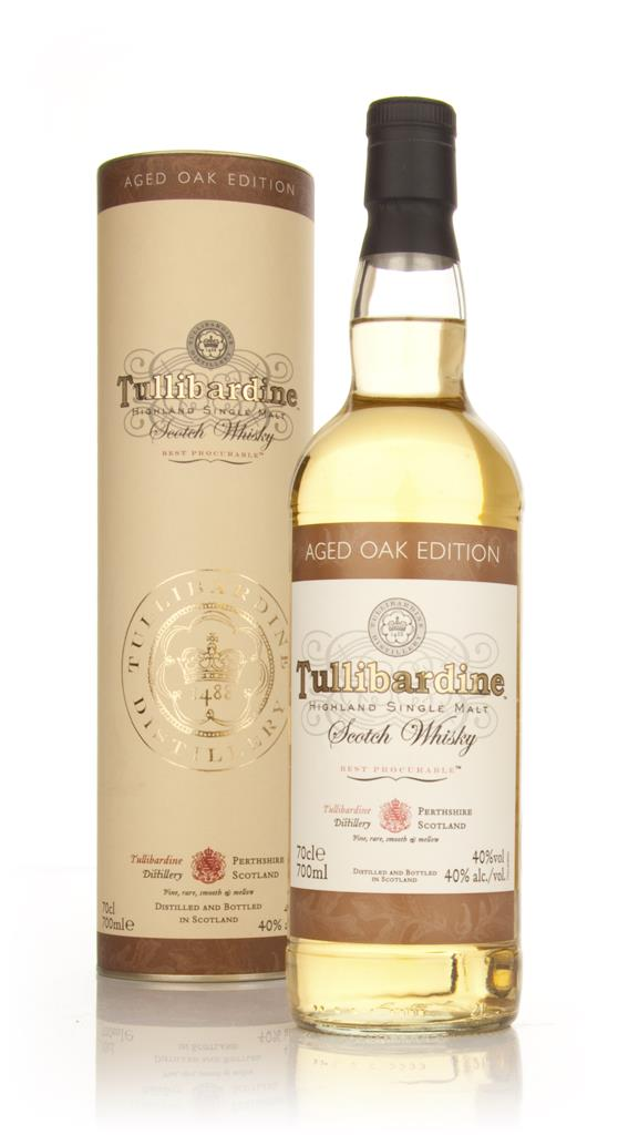 Tullibardine Aged Oak Edition Single Malt