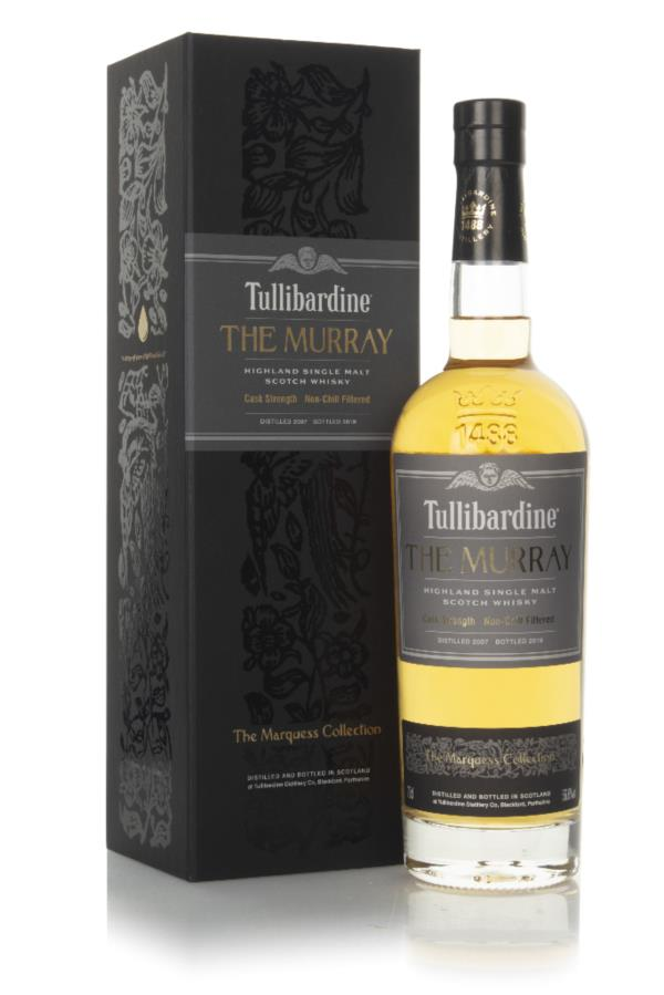 Tullibardine 2007 - The Murray Cask Strength Single Malt Whisky