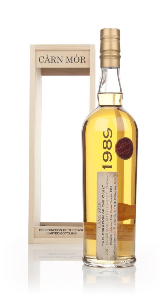 Tullibardine 24 Years Old 1989 (cask 1958) - Celebration Of The Cask ( Single Malt Whisky