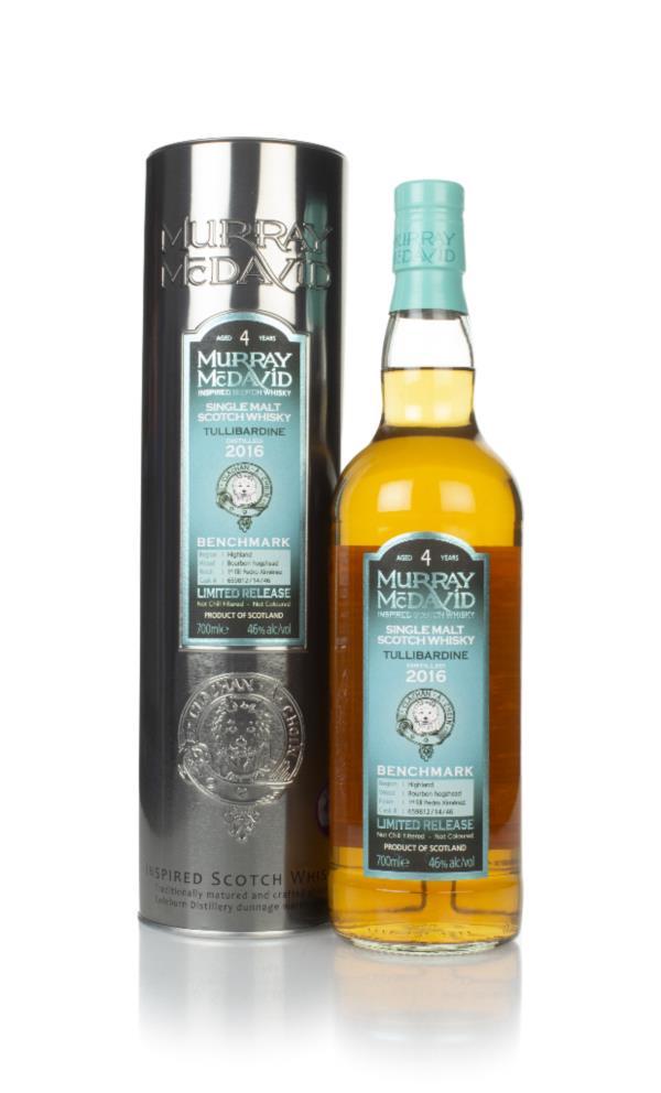 Tullibardine 4 Year Old 2016 (cask 659812/14/46) - Benchmark (Murray M Single Malt Whisky