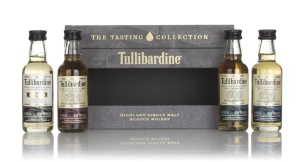 Tullibardine Tasting Collection Gift Set (4 x 50ml) Single Malt Whisky