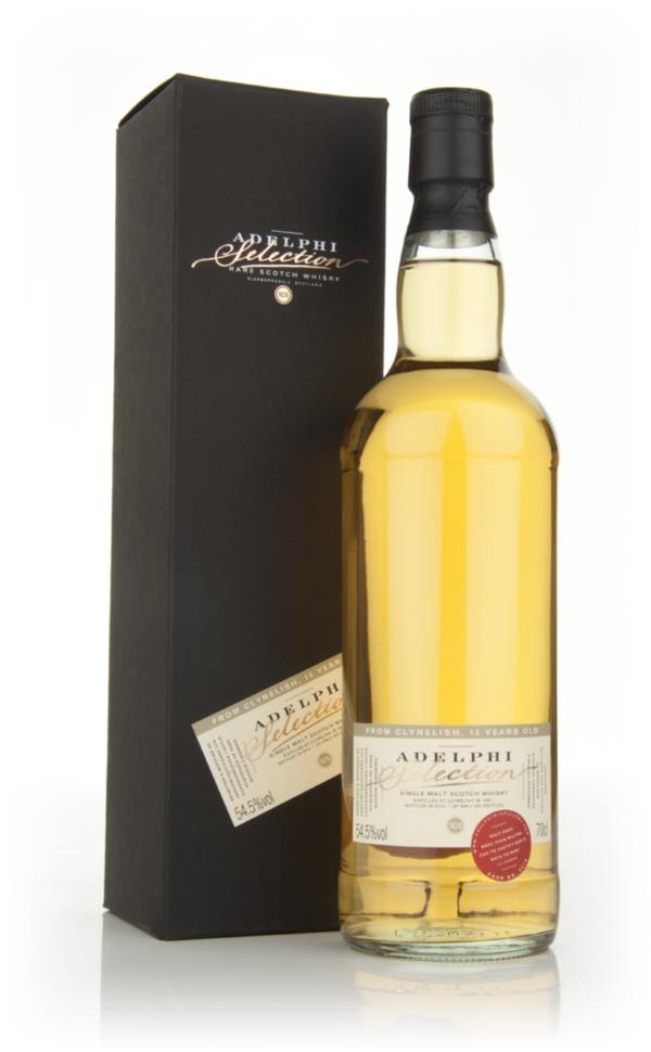 Clynelish 15 Year Old 1997 - Adelphi Single Malt Whisky
