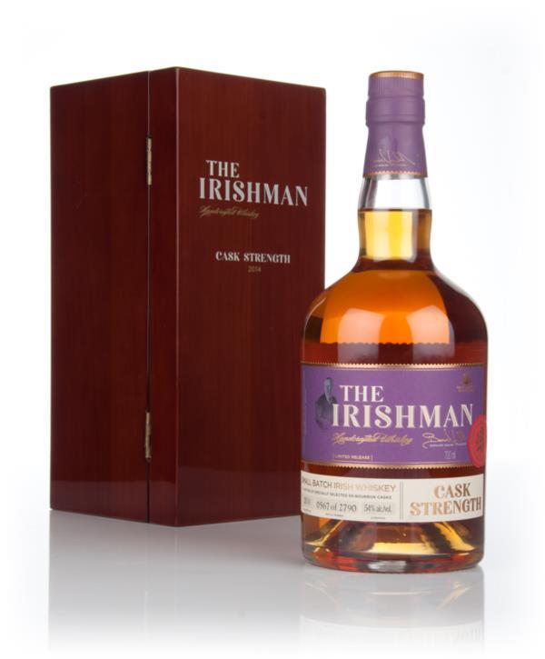 The Irishman Cask Strength (2014 Release) 3cl Sample Blended Whiskey