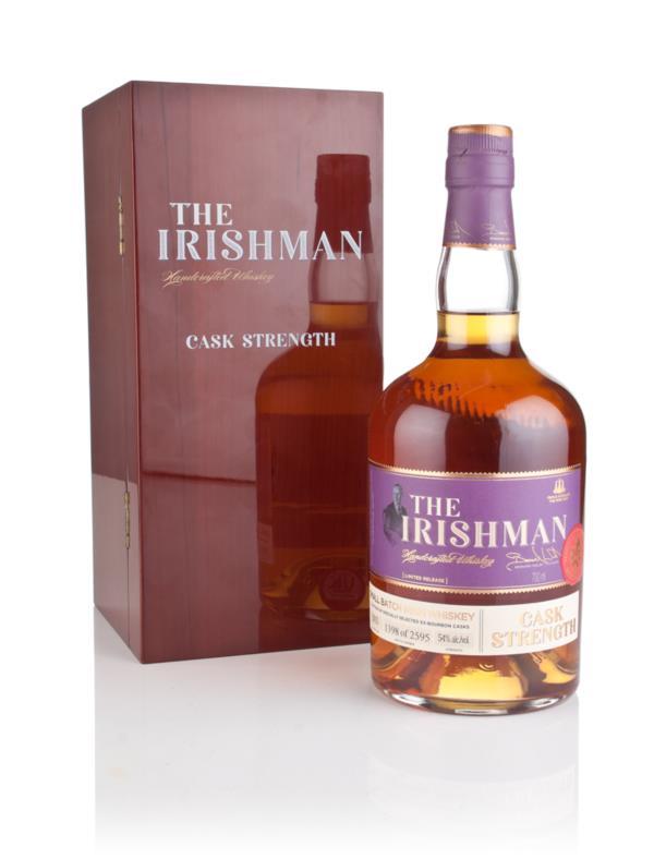 The Irishman Cask Strength (2015 Release) 3cl Sample Blended Whiskey