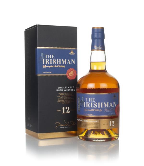 The Irishman 12 Year Old (2020 Release) Single Malt Whiskey