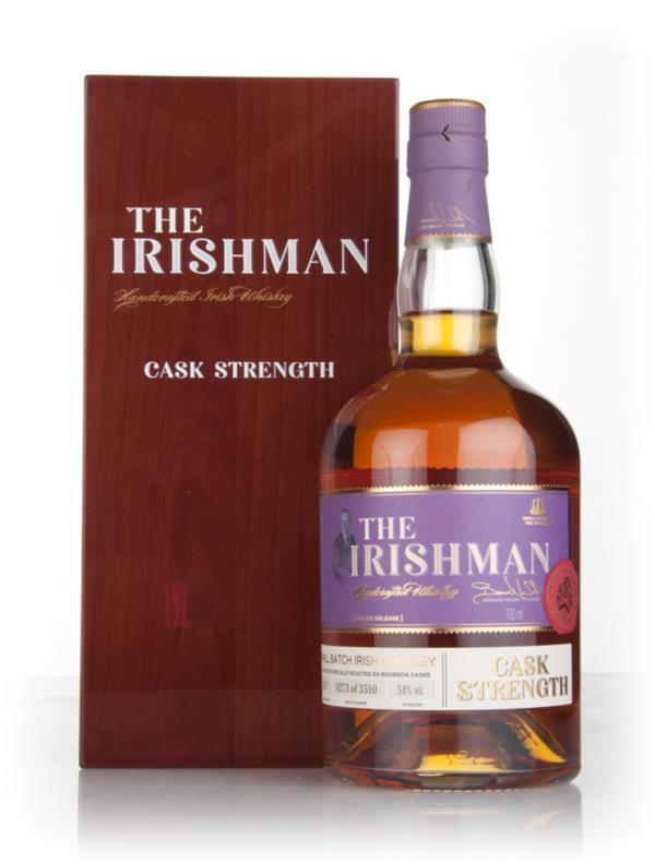 The Irishman Cask Strength (2017 Release) 3cl Sample Blended Whiskey