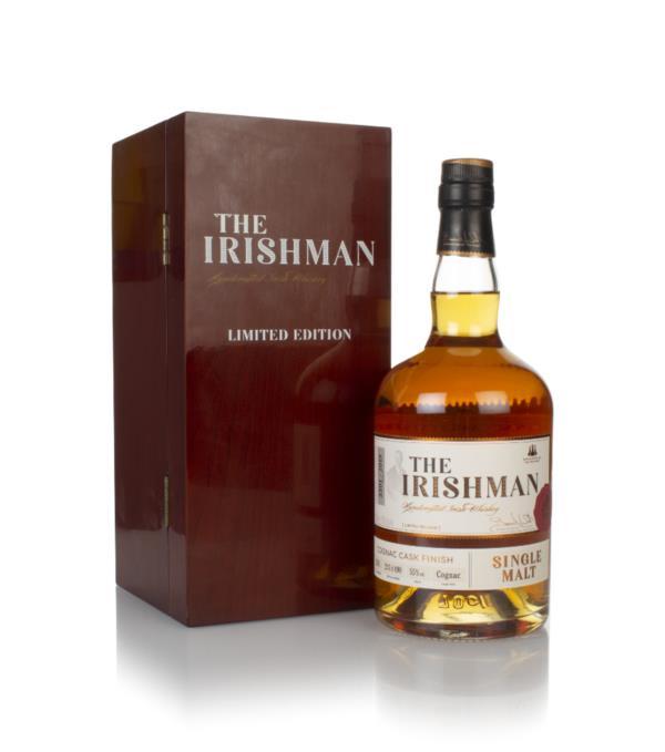 The Irishman Single Malt Cognac Cask Finish Single Malt Whiskey