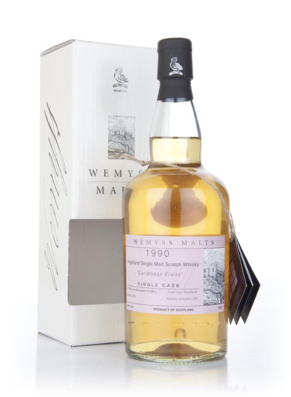 Wemyss Caribbean Fruits 1990 (Glencadam) Single Malt Whisky