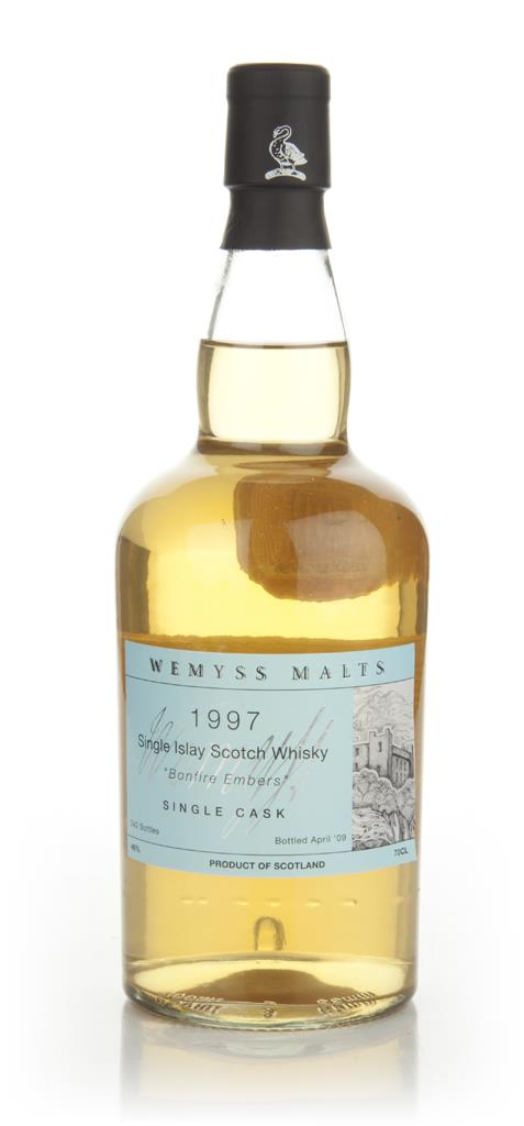 Bonfire Embers 1997 (Wemyss Malts) Single Malt Whisky