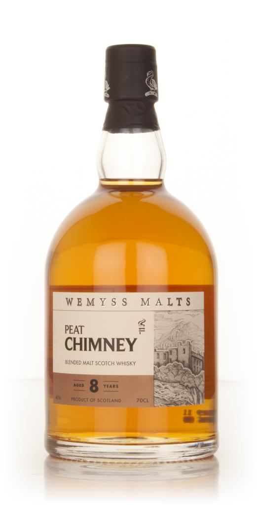 Peat Chimney 8 Year Old (Wemyss Malts) Blended Malt Whisky