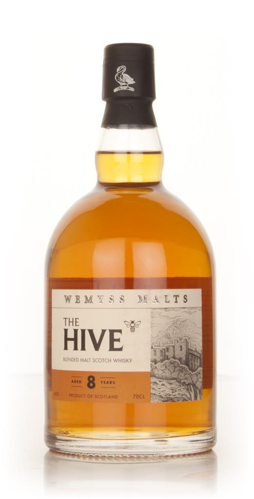 The Hive 8 Year Old (Wemyss Malts) Blended Malt Whisky