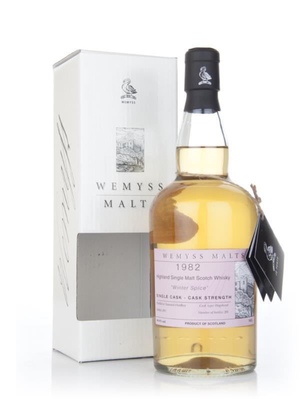 Wemyss Winter Spice 1982 (Teaninich) Single Malt Whisky