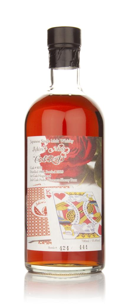 Ichiros Malt 1986 King of Hearts Single Malt Whisky