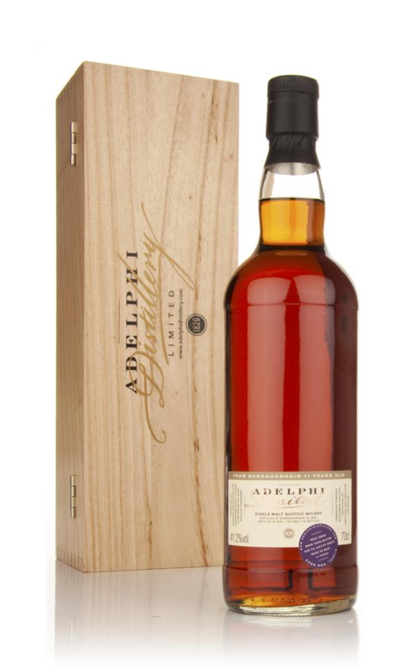 Bunnahabhain 41 Year Old 1968 (Adelphi) Single Malt Whisky